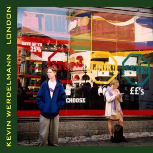 "Album cover artwork for Kevin Werdelmann - ""London"""
