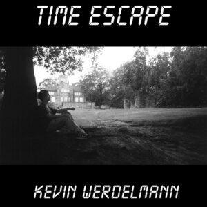 """Demo cover artwork for Slowtide - """"Time Escape"""""""